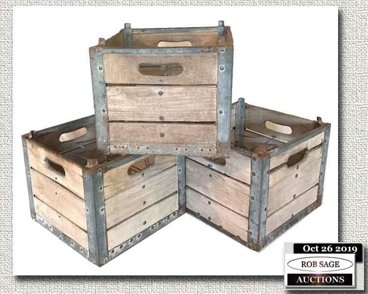 Dairy Crates