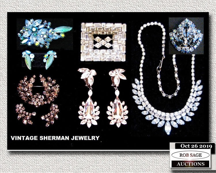 Sherman Jewelery