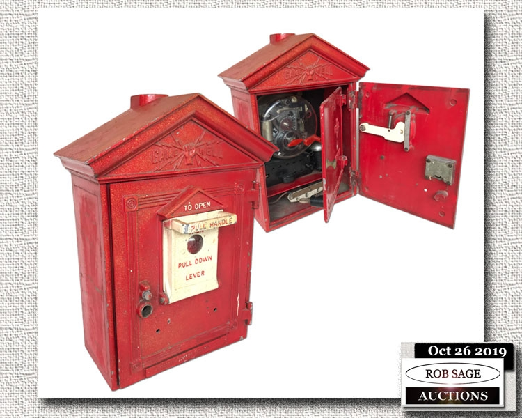 Metal Fire Box
