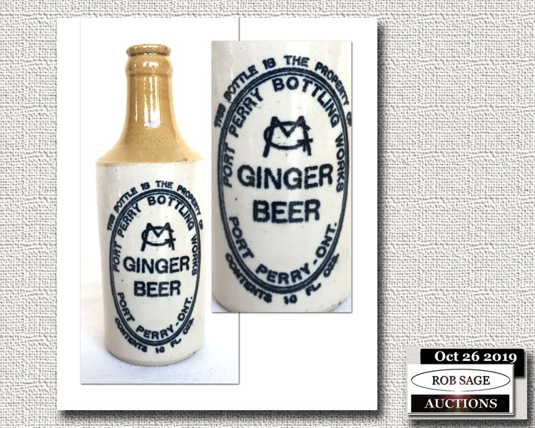 Port Perry Ginger Beer