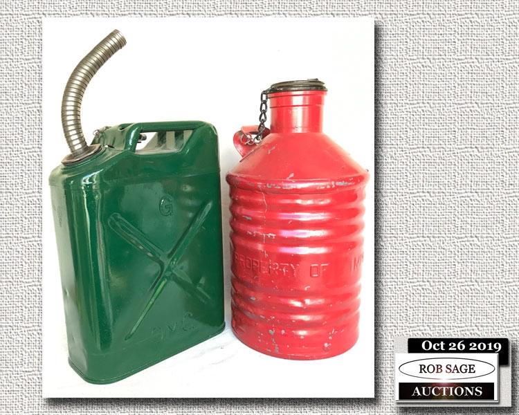 Gas & Oil