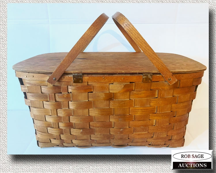 Splint Picnic Basket