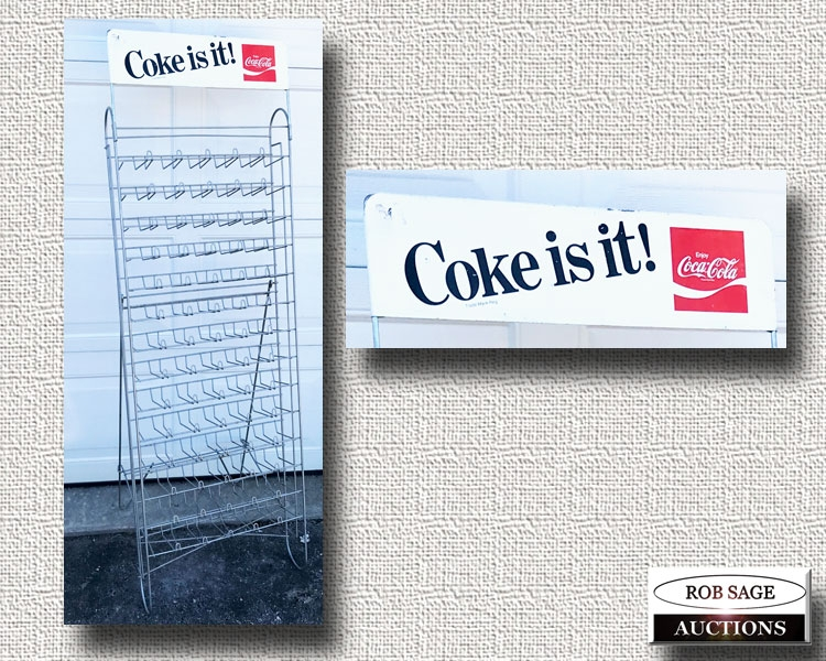 Coke Rack