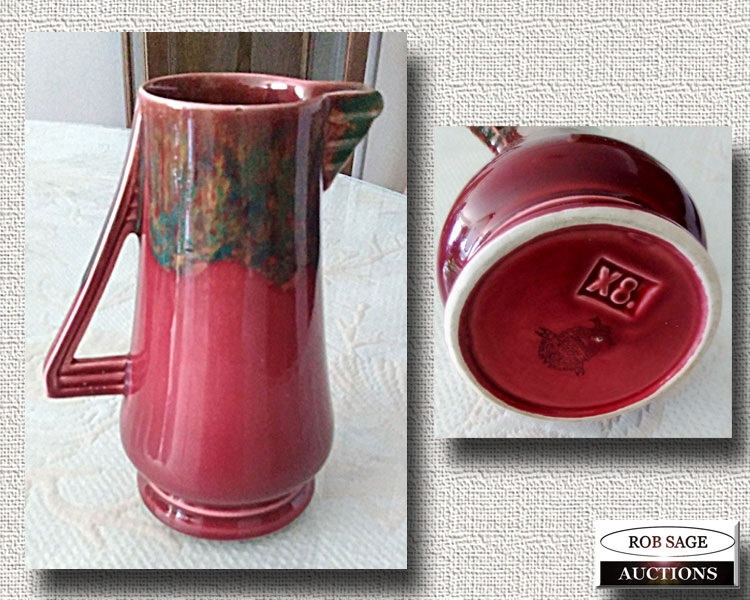 Deco Water Pitcher
