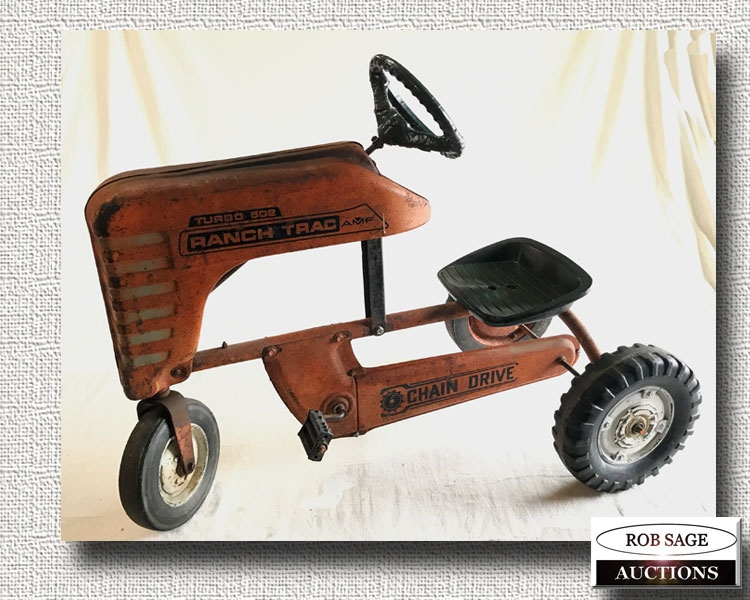 AMF Pedal Tractor