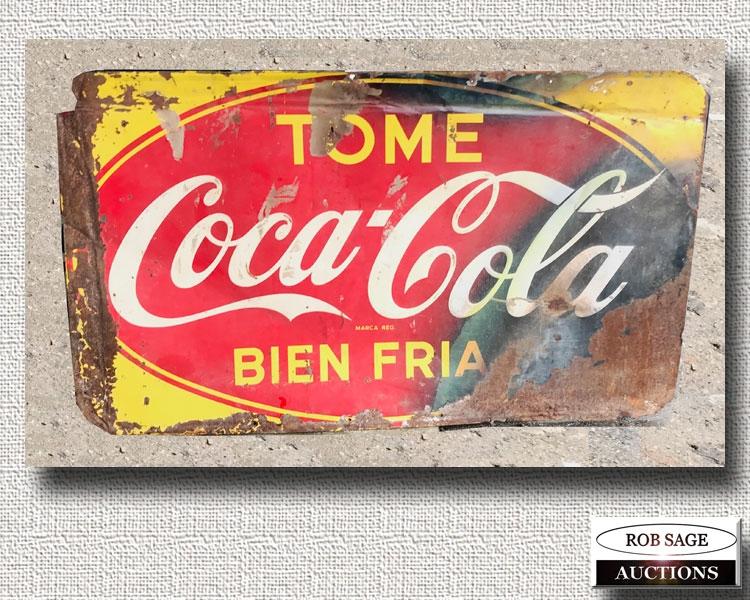 Spanish Coca Cola