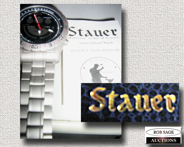 Stauer Watch