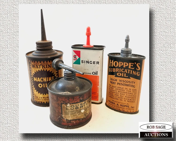 Oil Tins
