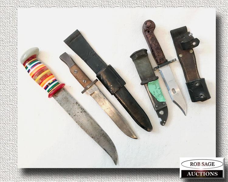 Knives/Bayonets