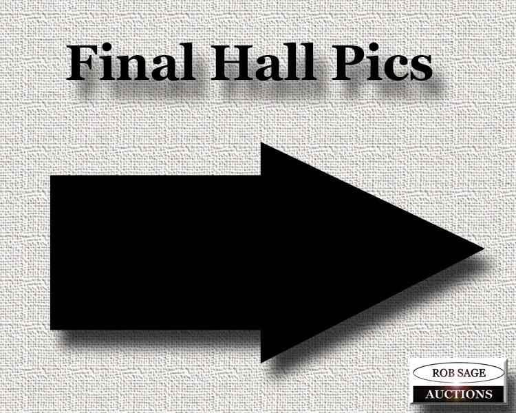 Final Hall Pics