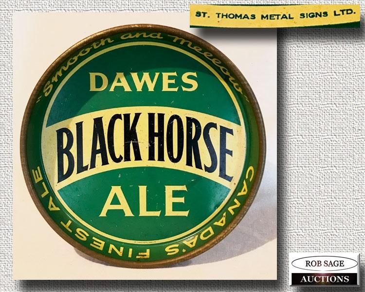 Metal Beer Tray