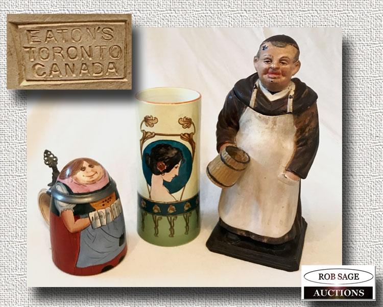 Tankards & Vase