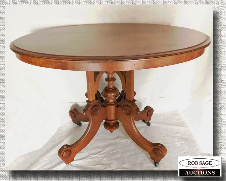 Victorian Parlour Table