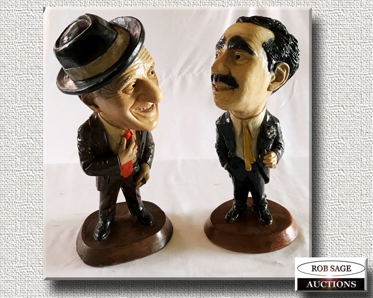 Jimmy Durante/Groucho Marx