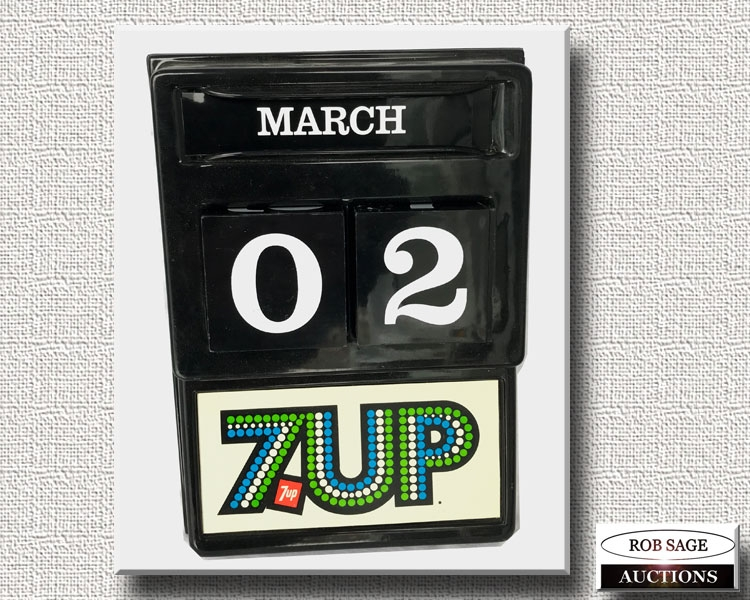 Plastic Calendar