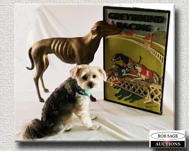 Merlot & Greyhound