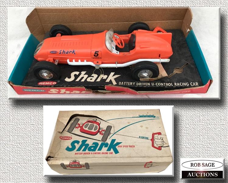 Shark Racing Car