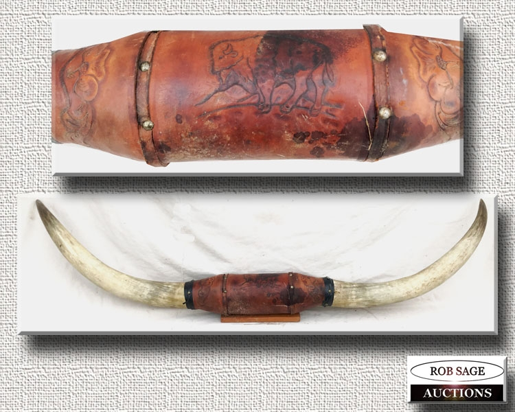 Longhorn Steer Horns