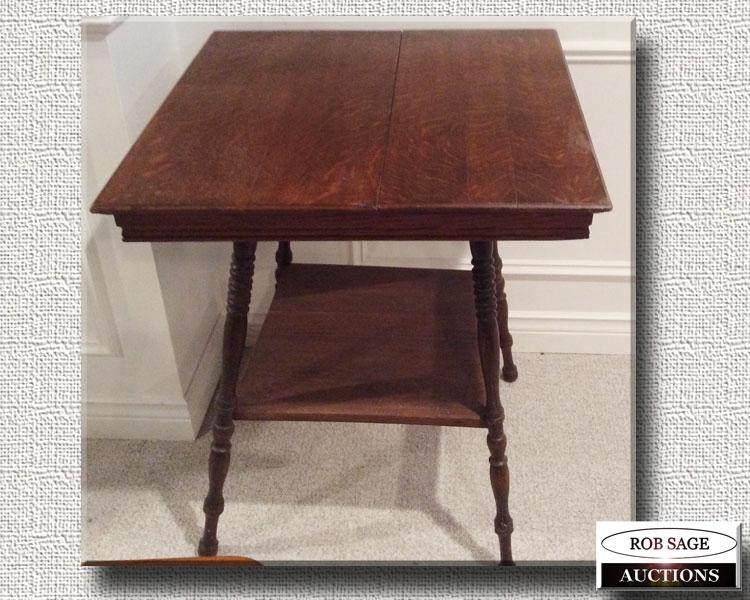 Oak Parlour Table