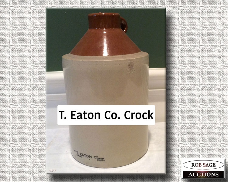 Eaton's Crock