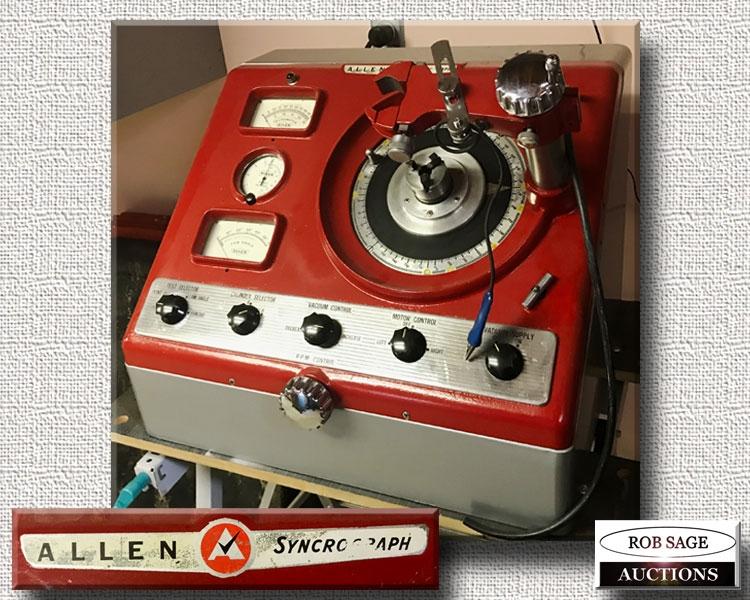 Allen Syncrograph