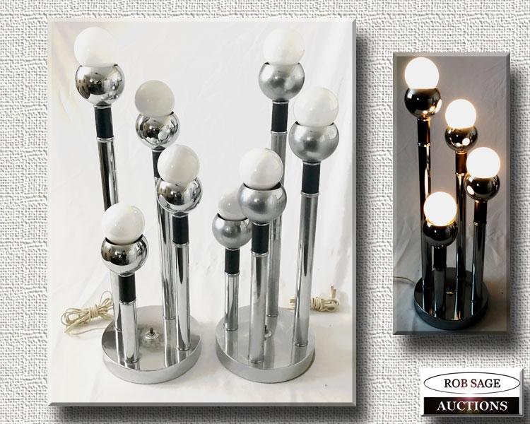Fisheye Lamps