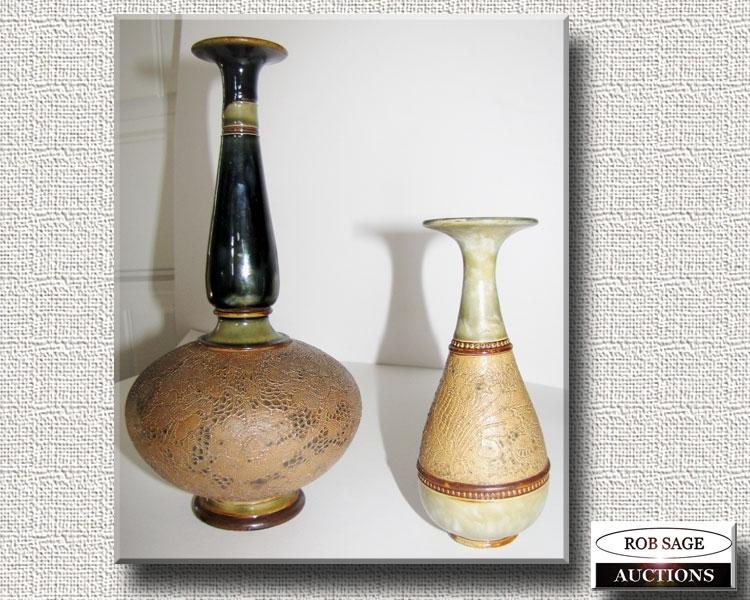 Doulton Vases