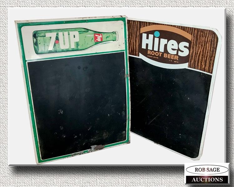 Tin Menu Boards