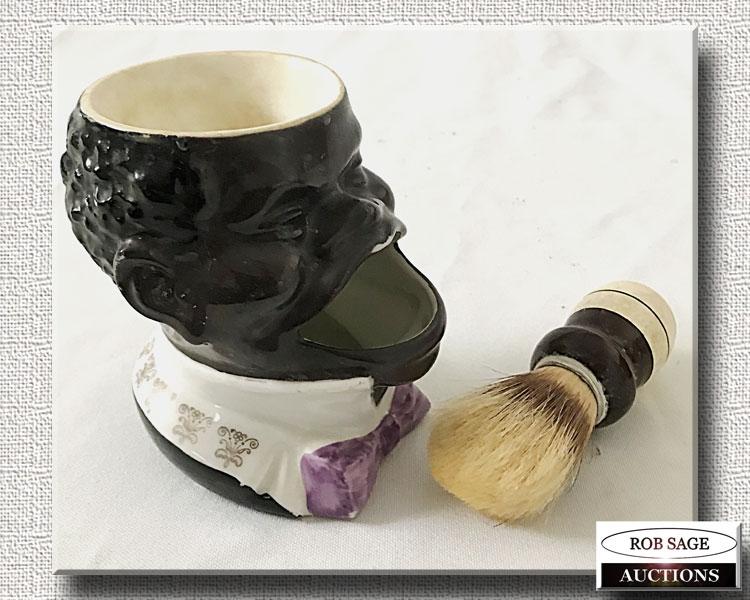 Shaving Mug & Brush
