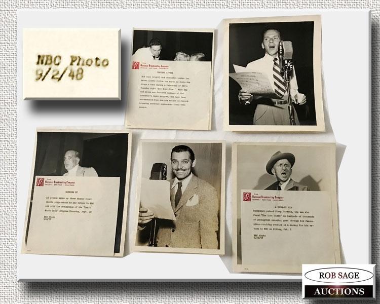 NBC Photos 1948