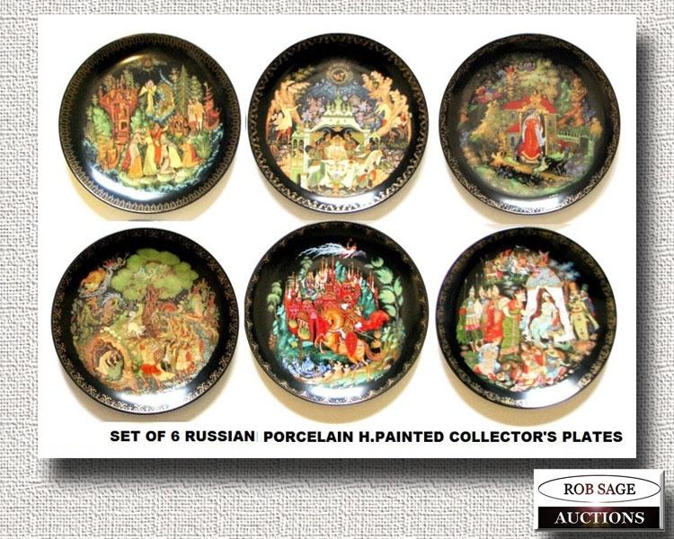 Russian Porcelain