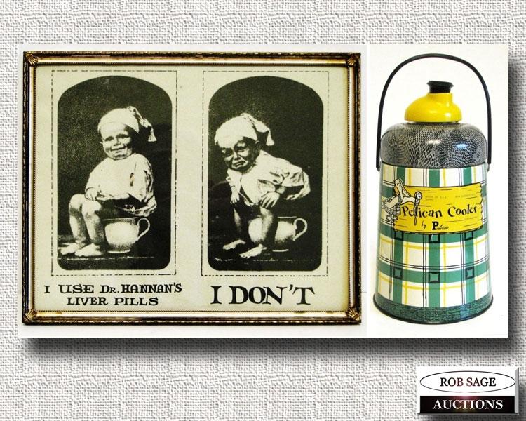 Advertising/Cooler