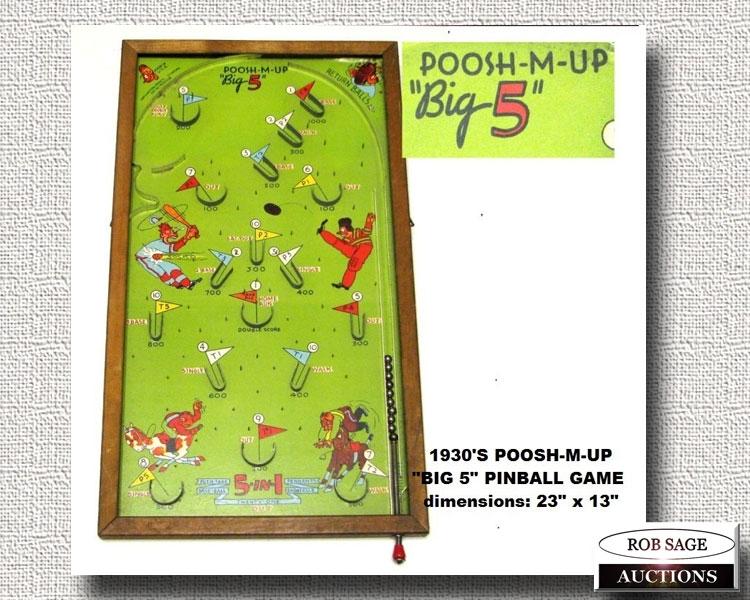 Table Top Pinball