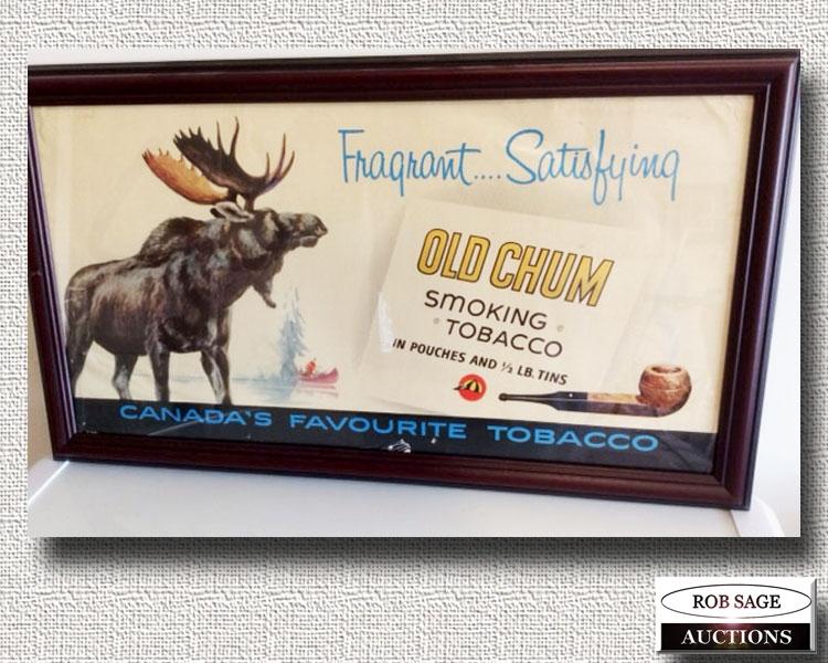 Framed Advertising