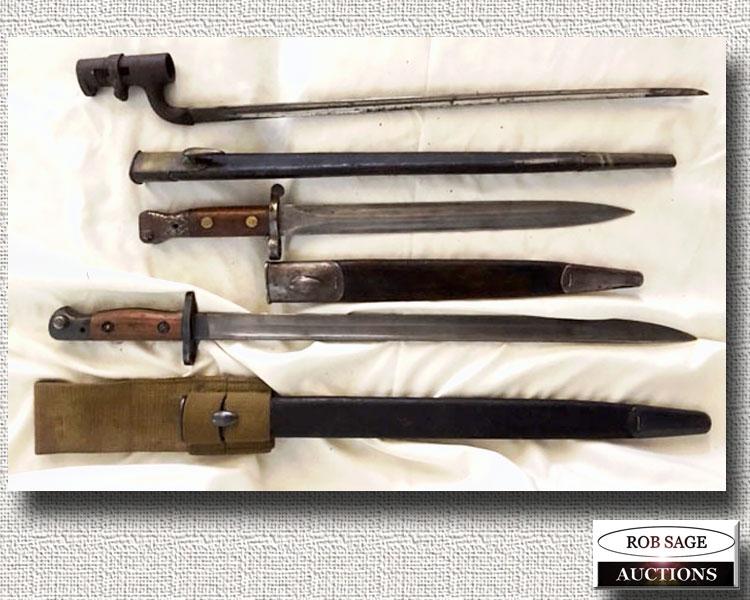 Bayonets