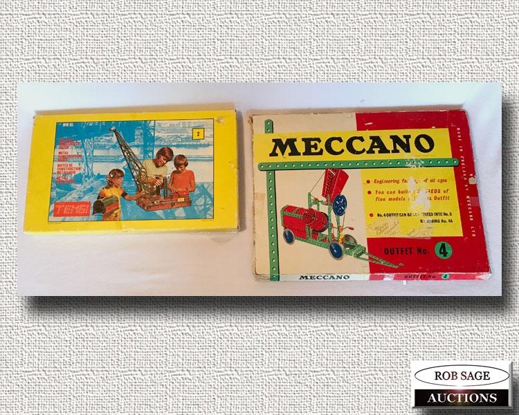 Vintage Meccano