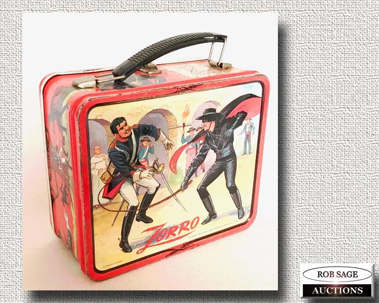 Zorro Lunch Box