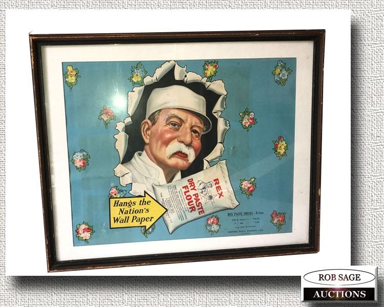 Framed Ad