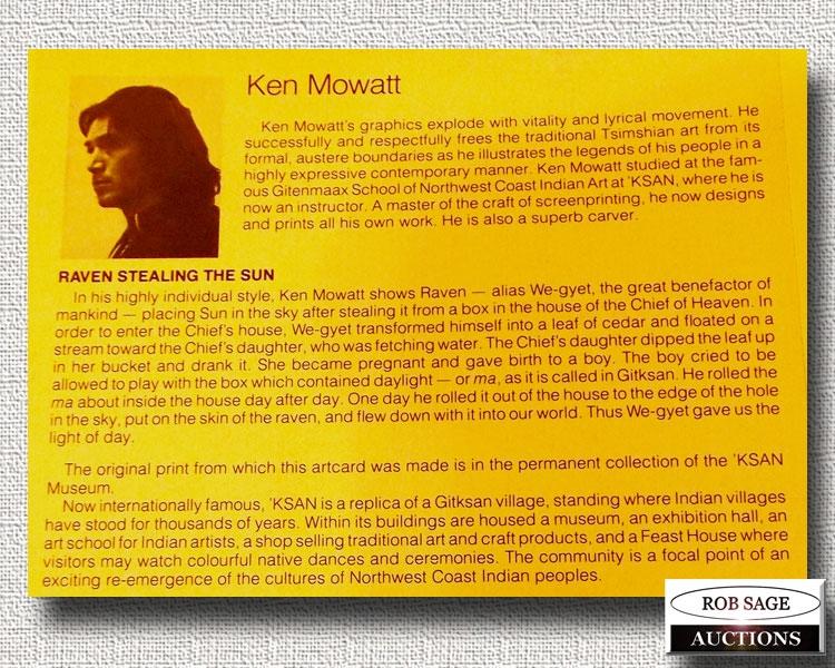 Ken Mowatt