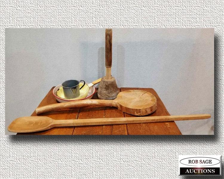 Primitive Kitchen Items