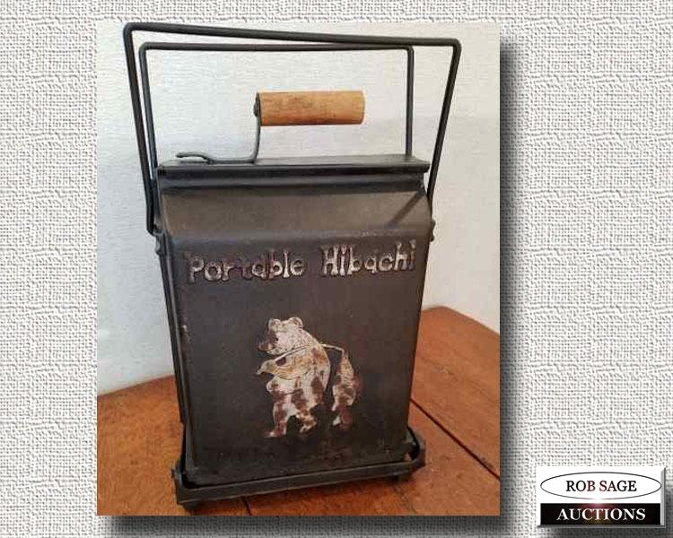 Vintage Hibachi