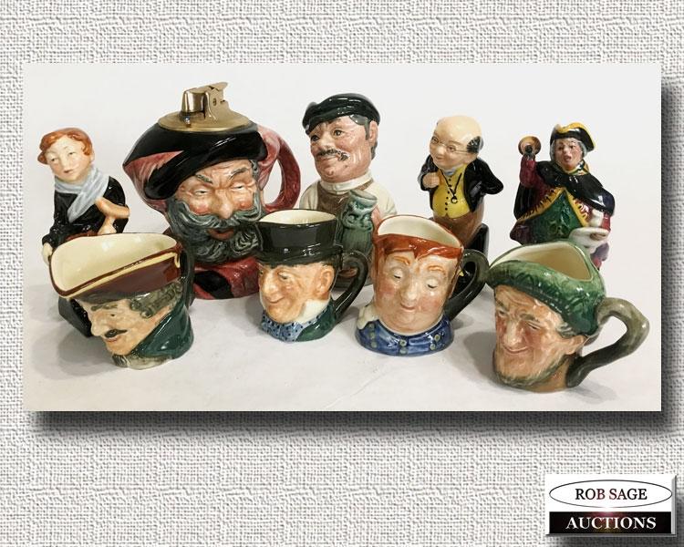 Doulton Miniatures