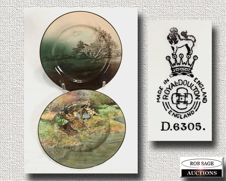 Doulton Plates