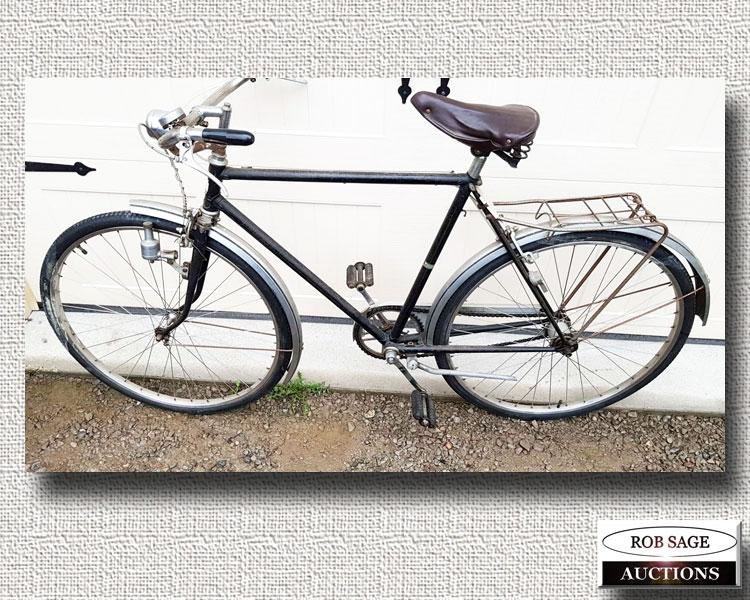 WW2 Swiss Army Bike