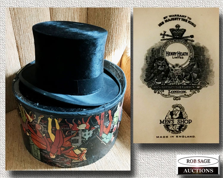 Henry Heath Top Hat