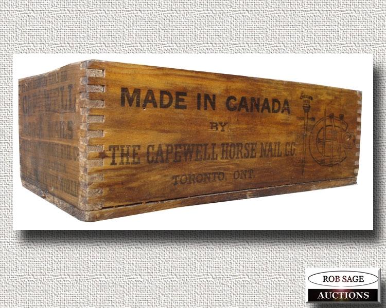 Horse Nail Box