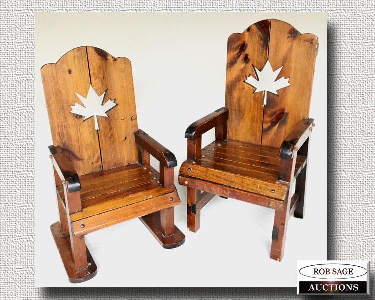 Child's Muskoka Chairs
