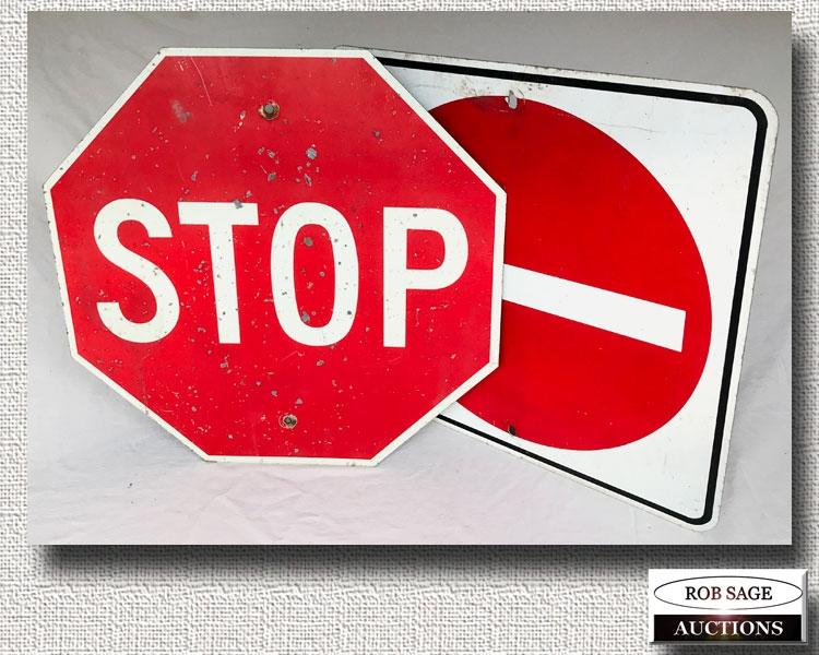Metal Traffic Signs