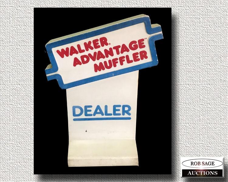 Plastic Dealer Sign