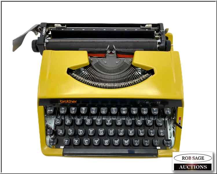 1970's Typewriter